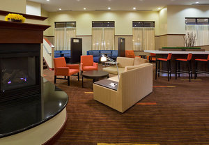 Lobby - Courtyard by Marriott Hotel Rochester