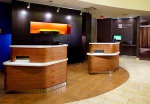 Lobby - Courtyard by Marriott Hotel Shadyside Pittsburgh