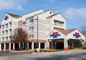 Exterior view - SpringHill Suites by Marriott Rochester