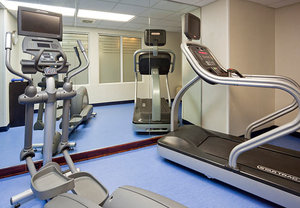 Fitness/ Exercise Room - SpringHill Suites by Marriott Rochester