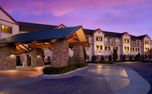 Exterior view - Lodge at Feather Falls Casino Oroville