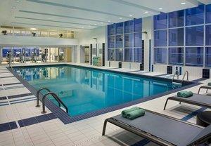 Fitness/ Exercise Room - Residence Inn by Marriott Airport Calgary