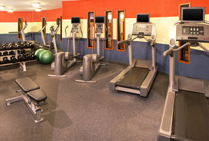Fitness/ Exercise Room - Moxy Hotel by Marriott Tempe
