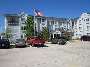 Exterior view - Alliance Inn & Suites St Robert