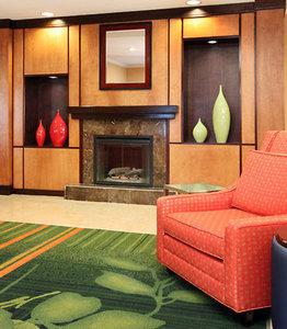 Lobby - Fairfield Inn by Marriott Houma