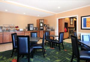 Restaurant - Fairfield Inn by Marriott Houma
