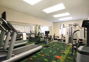 Fitness/ Exercise Room - Fairfield Inn by Marriott Houma