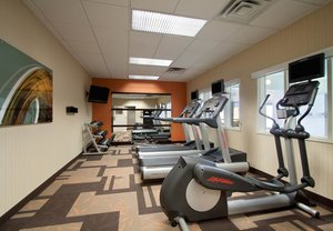 Fitness/ Exercise Room - Courtyard by Marriott Hotel West Orange