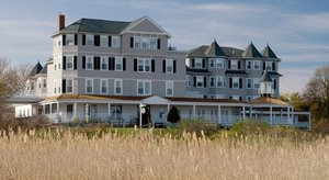 Exterior view - Harbor View Hotel on Martha's Vineyard Edgartown