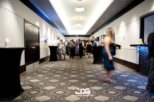 Lobby - Delta Hotel by Marriott Edmonton Centre Suites