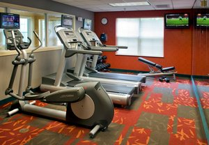 Fitness/ Exercise Room - Residence Inn by Marriott Parsippany