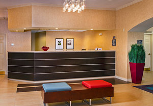 Lobby - Residence Inn by Marriott Fair Lakes Fairfax