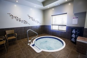 Fitness/ Exercise Room - Kanata Inn Fort Saskatchewan