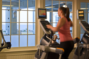 Fitness/ Exercise Room - Ocean House Hotel Watch Hill