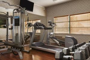 Fitness/ Exercise Room - Poco Inn & Suites Port Coquitlam