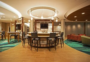 Bar - SpringHill Suites by Marriott King of Prussia