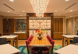 Restaurant - SpringHill Suites by Marriott King of Prussia