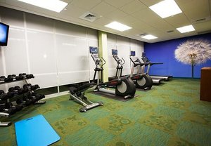 Fitness/ Exercise Room - SpringHill Suites by Marriott King of Prussia