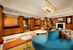 Lobby - Fairfield Inn & Suites by Marriott Germantown