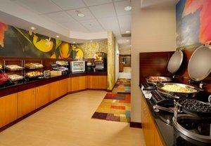 Restaurant - Fairfield Inn & Suites by Marriott Germantown