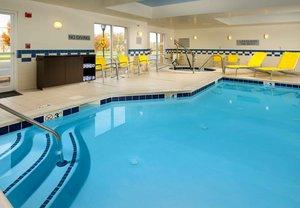 Fitness/ Exercise Room - Fairfield Inn & Suites by Marriott Germantown
