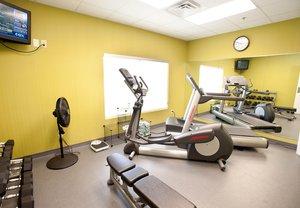 Fitness/ Exercise Room - Fairfield Inn by Marriott Wichita