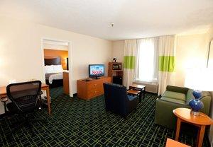 Room - Fairfield Inn by Marriott Wichita
