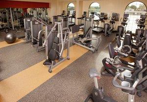 Fitness/ Exercise Room - Marriott Hotel Northwest