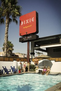 Exterior view - Dixie Hollywood Hotel