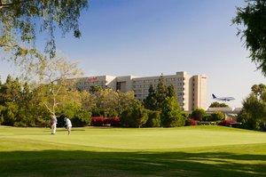 Golf - Marriott Hotel LGB Airport Long Beach