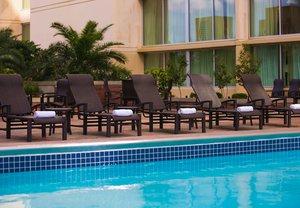 Fitness/ Exercise Room - Marriott Hotel New Orleans
