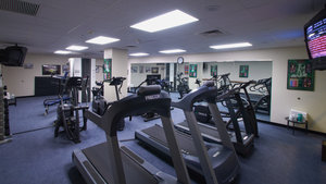 Fitness/ Exercise Room - Penn Stater Conference Center State College