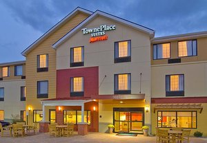 Exterior view - TownePlace Suites by Marriott Vernal