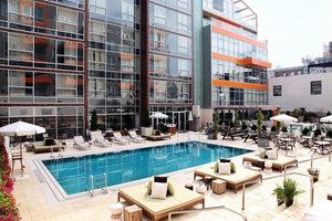 Pool - McCarren Hotel & Pool Brooklyn