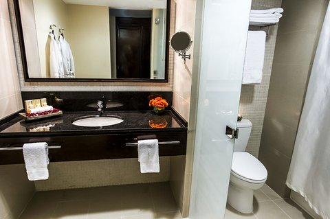 Lidotel Valencia Bathroom