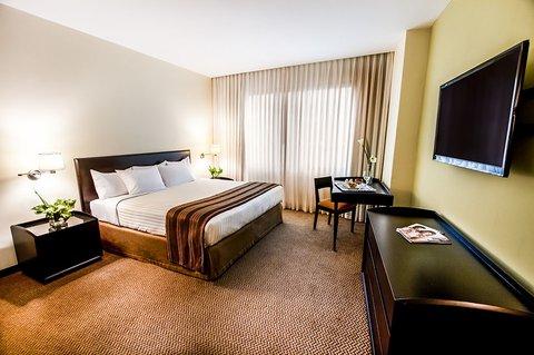 Lidotel Valencia Junior Suite Bedroom