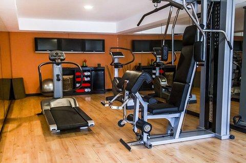 Lidotel Valencia Gym