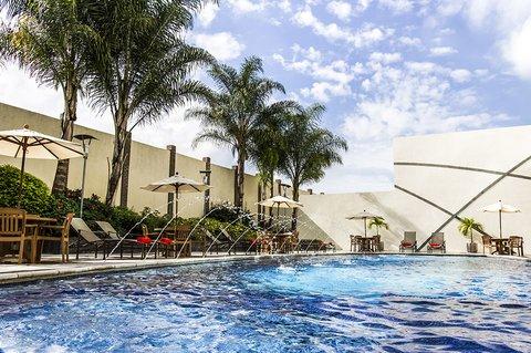 Lidotel Valencia Pool