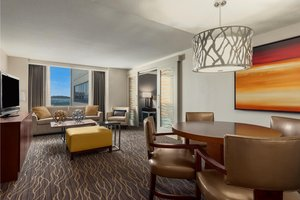 Suite - Hilton Hotel Downtown Salt Lake City