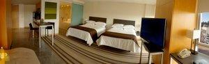 Suite - Hotel Vetro Iowa City