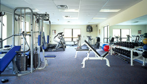 Fitness/ Exercise Room - Radnor Hotel St Davids