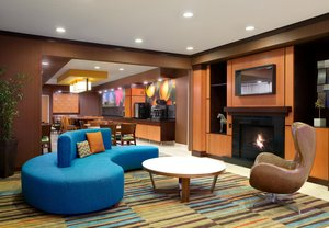 Lobby - Fairfield Inn by Marriott Roseville