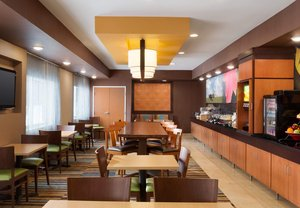 Restaurant - Fairfield Inn by Marriott Roseville