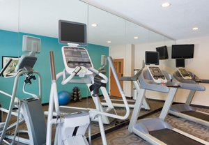 Fitness/ Exercise Room - Fairfield Inn by Marriott Roseville