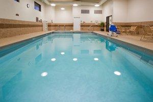 Pool - Holiday Inn Express Hotel & Suites Worthington