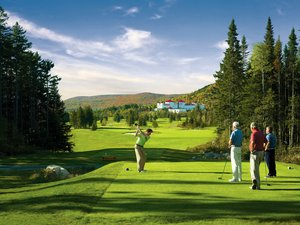 Golf - Omni Bretton Arms Inn