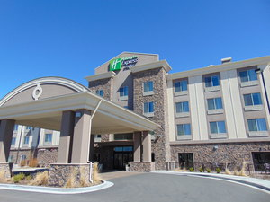 Exterior View Holiday Inn Express Hotel Suites Springville