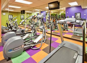Fitness/ Exercise Room - Holiday Inn Manhattan