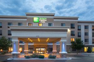 Exterior view - Holiday Inn Express Hotel & Suites North Pueblo