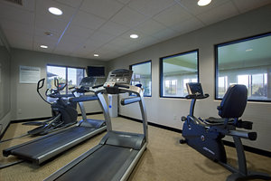 Fitness/ Exercise Room - Holiday Inn Express Hotel & Suites Silt